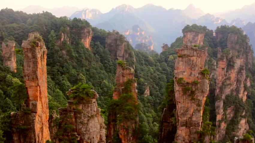 zhangjiajie paraiso inspiro pandora