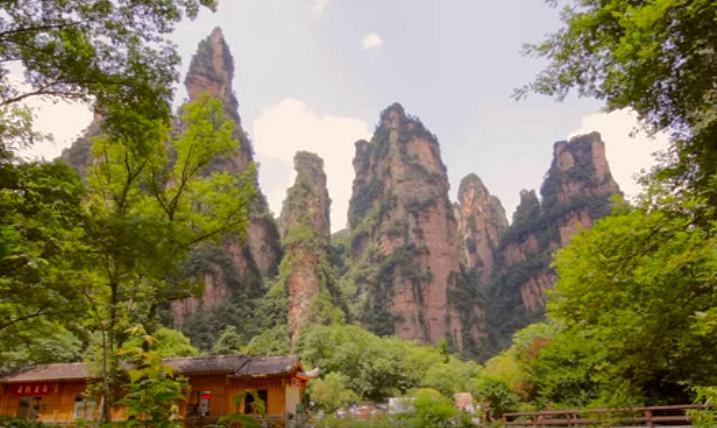 zhangjiajie paraiso pandora