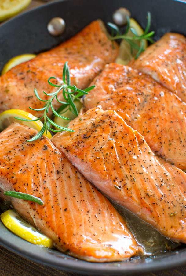salmon romero limon