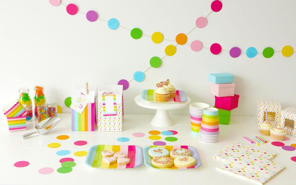 fiesta infantil decoracion