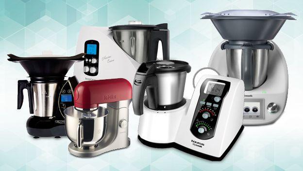 Cocinar con robot multifunci n la cocina de bender for Robot de cocina autocook