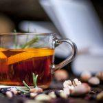 El té y la cocina tradicional española