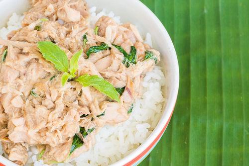 ensalada arroz caballa