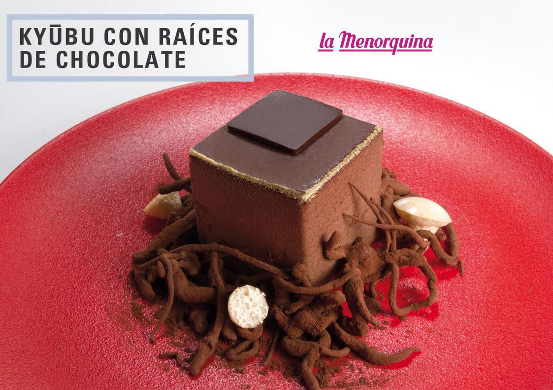 kyubu raices chocolate