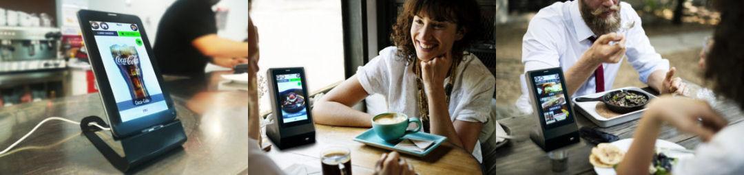 restaurantes tablet pedir