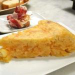 Receta y consejos para hacer una tortilla de patatas perfecta