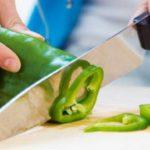 La correcta utilización de los cuchillos de cocina