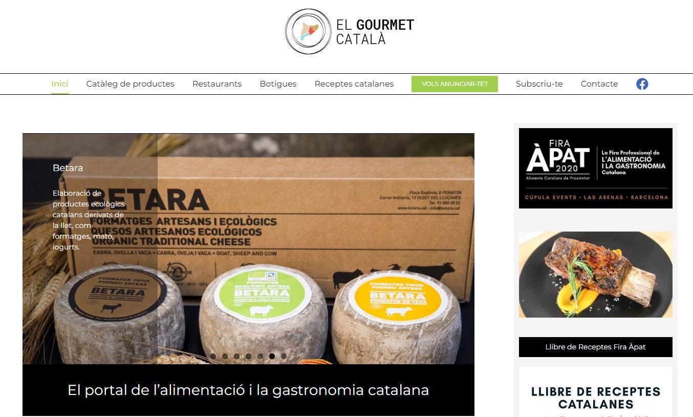el gourmet catala