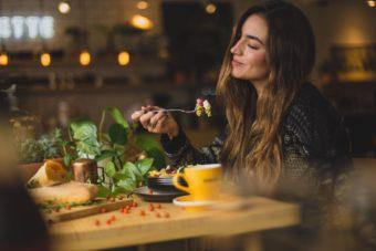 Cena romántica: crepes de langostinos al whisky