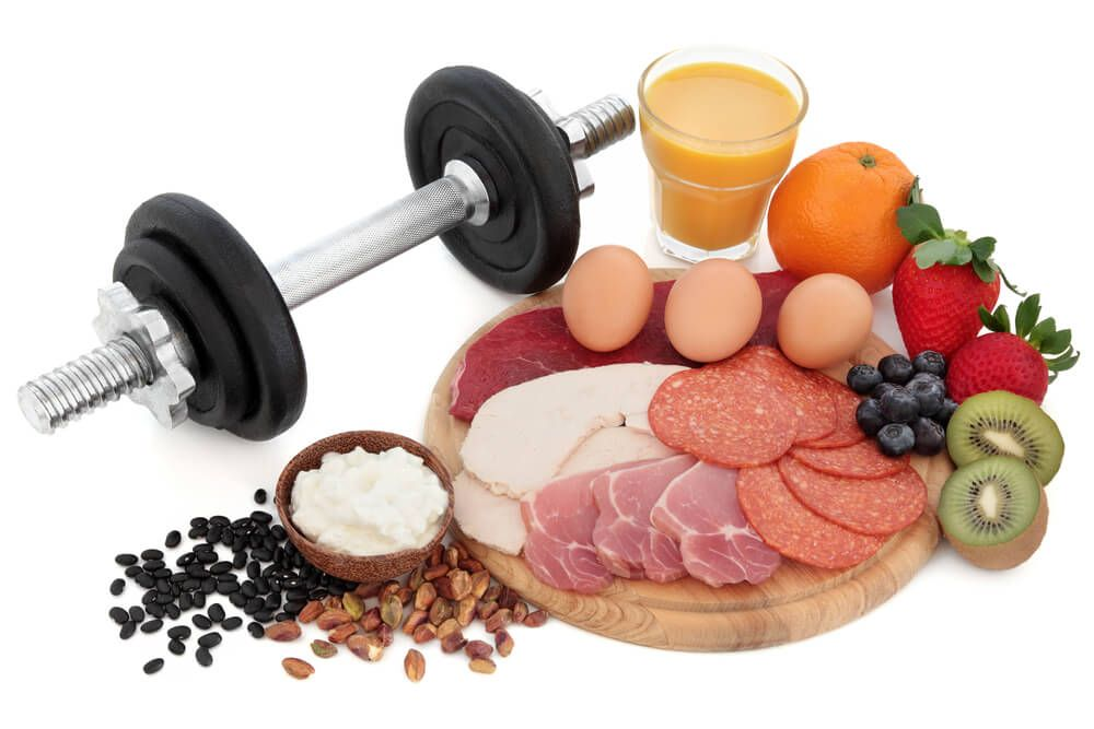dieta gimnasio