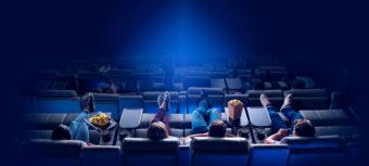 Gastronomía y cine: los cines con servicio de restaurante ya están aquí