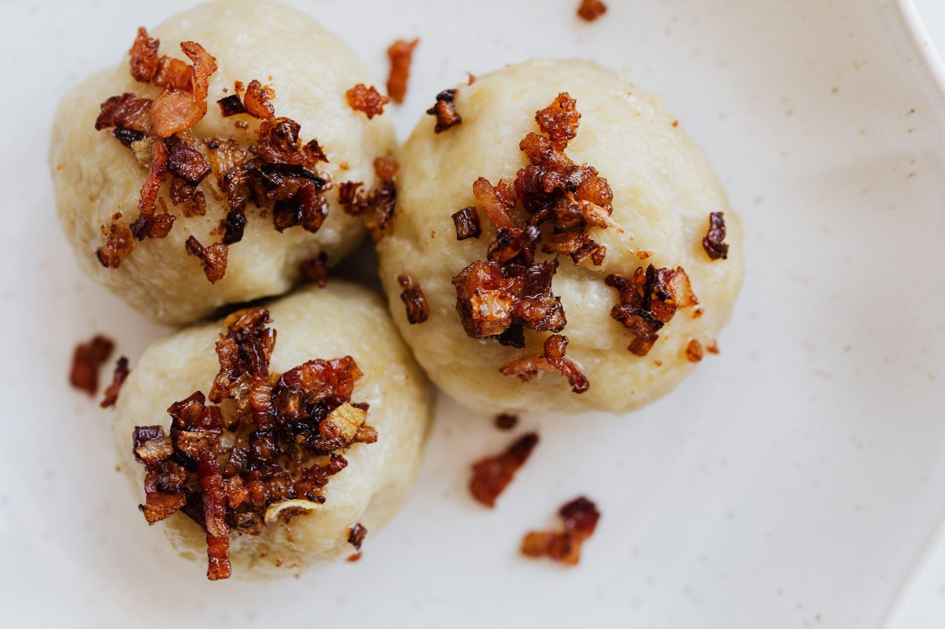 patatas rellenas jamon